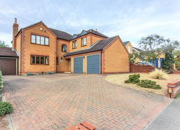 Thumbnail 5 bed detached house for sale in Lode Way, Haddenham, Ely