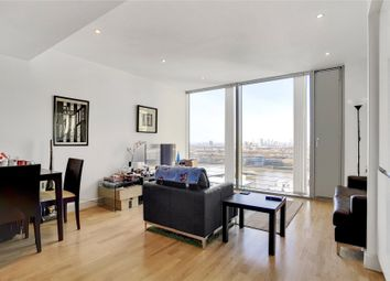 Thumbnail 1 bed flat to rent in Landmark East, 24 Marsh Wall, London