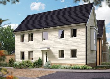 "Thumbnail 4 bed detached house for sale in ""The Brighton"" at Toddington Lane, Wick, Littlehampton"