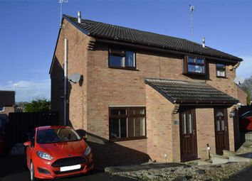 Thumbnail 2 bed semi-detached house for sale in Brackendale Road, Swanwick, Alfreton