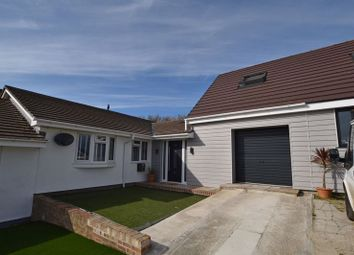 Thumbnail 4 bed bungalow for sale in Pydar Close, Newquay