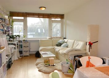 Thumbnail 1 bed flat to rent in Daynor House Quex Road, Kilburn