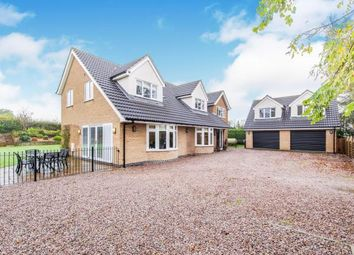 6 bed detached house for sale in Ashby Road, Sinope, Coalville, Leicestershire LE67
