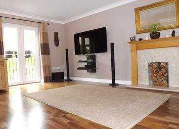 Thumbnail 4 bedroom town house to rent in Allington Circle, Kingsmead, Milton Keynes