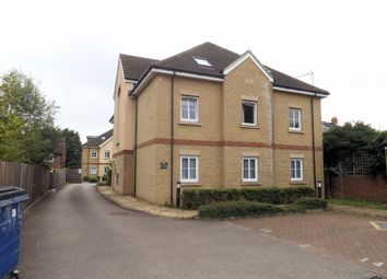 Thumbnail 2 bedroom flat to rent in Walsingham Close, Bedford