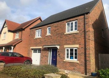 Thumbnail 4 bed detached house for sale in Elbourne Drive, Scholar Green, Stoke-On-Trent, Cheshire