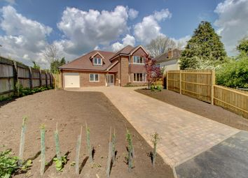 Thumbnail 4 bed detached house for sale in Forest Road, Hanslope, Milton Keynes