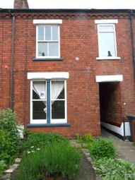 Thumbnail 4 bedroom terraced house to rent in Howard Street, Lincoln