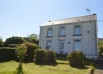 Thumbnail 3 bed property for sale in The Wern, Llanmorlais, Swansea