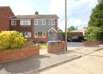 Thumbnail 3 bed end terrace house for sale in Bramleys, Stanford-Le-Hope, Essex