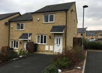 Thumbnail 2 bed town house to rent in Beech Tree Close, Keighley