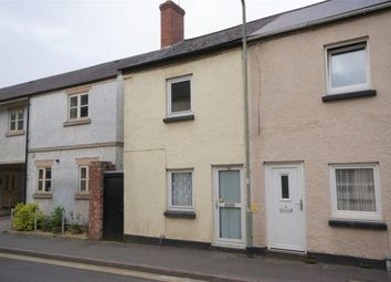 Thumbnail 2 bed cottage to rent in Bampton Street, Tiverton