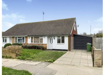 Thumbnail 4 bed semi-detached house for sale in Highdown Drive, Littlehampton
