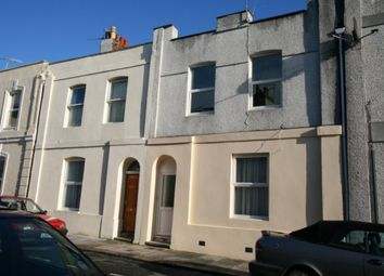 Thumbnail 3 bed flat to rent in Penrose Street, Plymouth