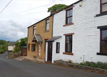 Thumbnail 2 bed cottage for sale in School Lane, Cliviger, Burnley