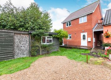 Thumbnail 2 bed detached house for sale in Heveningham, Halesworth, Suffolk