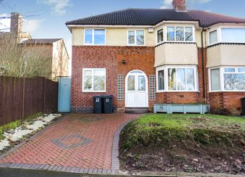 5 bed semi-detached house for sale in Brigfield Road, Birmingham B13