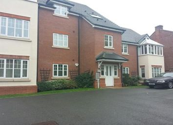 Thumbnail 2 bed flat to rent in Botteville Road, Acocks Green, Birmingham, West Midlands