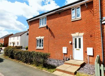 Thumbnail 3 bed terraced house for sale in Swansmoor Drive, Hixon, Stafford