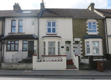 Thumbnail 3 bed terraced house for sale in Canterbury Street, Gillingham