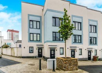 Thumbnail 3 bedroom terraced house for sale in Monument Street, Plymouth