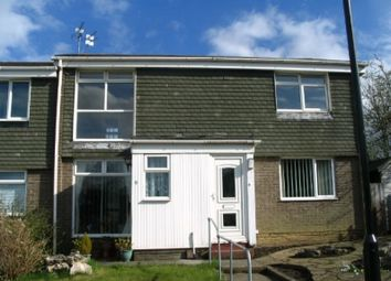 Thumbnail 2 bedroom flat to rent in Maplebeck Close, Moorside, Sunderland