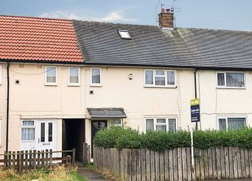 Thumbnail 2 bedroom terraced house for sale in Chelmsford Close, Hull
