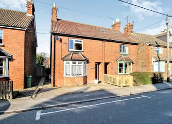 Thumbnail 3 bedroom semi-detached house to rent in Billingshurst Road, Broadbridge Heath, Horsham, West Sussex