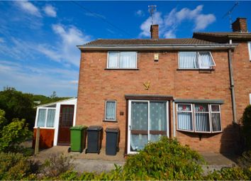 Thumbnail 2 bed end terrace house for sale in Acacia Road, Nuneaton