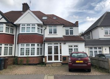 Thumbnail 5 bed semi-detached house to rent in South Way, Pinner Harrow
