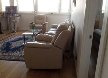 Thumbnail 1 bed flat to rent in Norland House, Queensdale Crescent, London