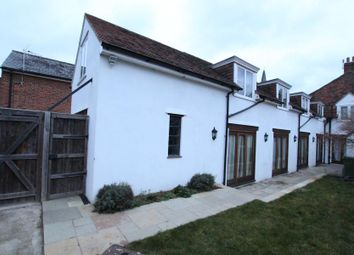Thumbnail 3 bed barn conversion to rent in Chobham, Woking, Surrey