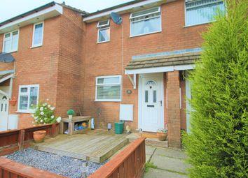 Thumbnail 2 bedroom terraced house for sale in Pant Yr Helyg, Fforestfach, Swansea