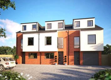 Thumbnail 4 bed terraced house for sale in Hardwick Mews, Hardwick Close, Stanmore