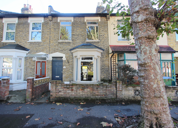 Thumbnail 2 bed terraced house for sale in Huddlestone Road, Forest Gate, London