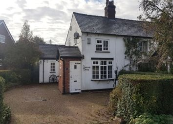 Thumbnail 2 bed cottage to rent in Milton Rough, Acton Bridge, Northwich