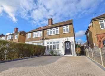 Thumbnail 4 bed semi-detached house for sale in Stanstead Road, Hoddesdon