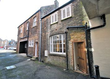 Thumbnail 2 bed terraced house for sale in Aickmans Yard, King Street, King's Lynn