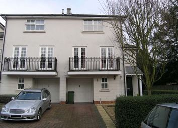 Thumbnail 4 bedroom town house to rent in St. Theresa Close, Epsom