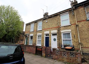 Thumbnail 2 bed terraced house to rent in Garfield Street, Bedford