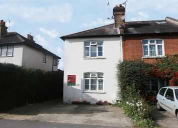 Thumbnail 2 bed semi-detached house for sale in Coverts Road, Claygate, Esher