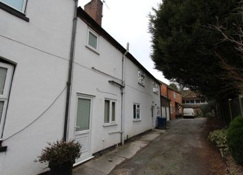 Thumbnail 2 bed cottage to rent in Coleshill Street, Fazeley, Tamworth