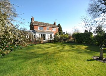 Thumbnail 4 bed detached house for sale in Back Lane, Coton, Whitchurch