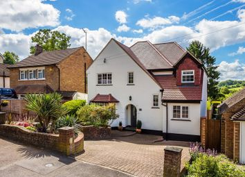 Thumbnail 4 bed detached house for sale in Downs Road, Coulsdon