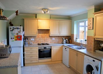 Thumbnail 3 bed semi-detached house for sale in Wheatfield Drive, Wick St. Lawrence, Weston-Super-Mare