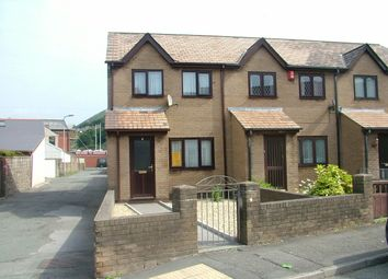 Thumbnail 3 bed semi-detached house to rent in Calfaria Close, Port Talbot