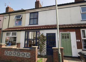 Thumbnail 2 bedroom terraced house for sale in Vincent Road, Thorpe Hamlet, Norwich