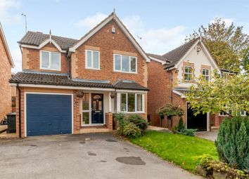 Thumbnail 4 bed detached house for sale in Brooke Close, Harrogate