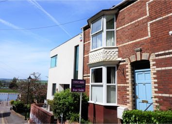 Thumbnail 2 bed terraced house for sale in Weirfield Road, Exeter