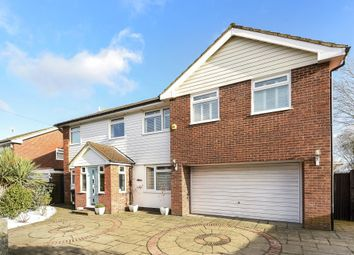 Thumbnail Detached house for sale in Smithy Lane, Lower Kingswood, Tadworth